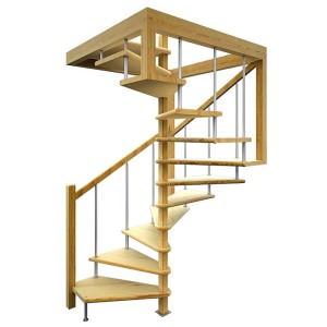 Винтовая лестница ЛЕС-10