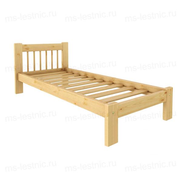 Кровать-Дачная-односпальная