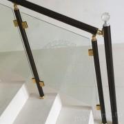 ограждение-лестницы стекло1