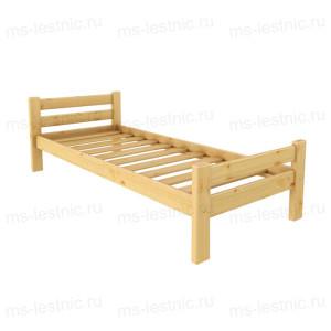 Кровать односпальная классика