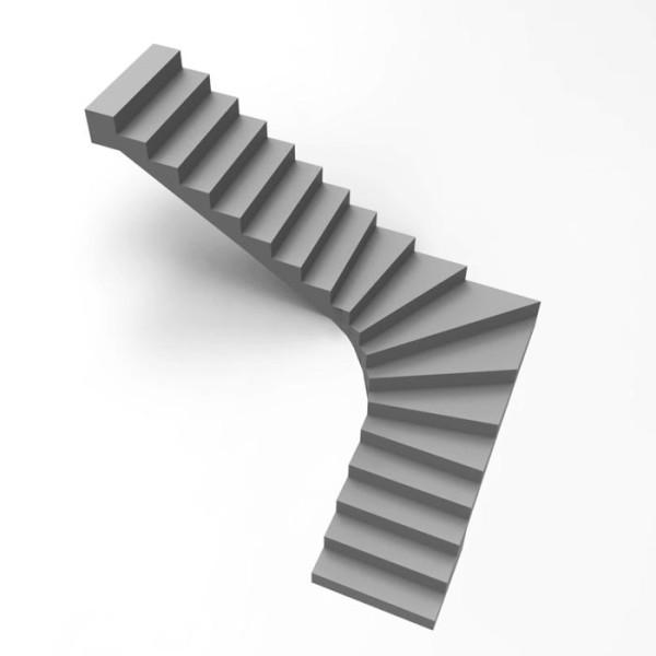 бетонная-лестница-на-90-градусов-забежные-ступени