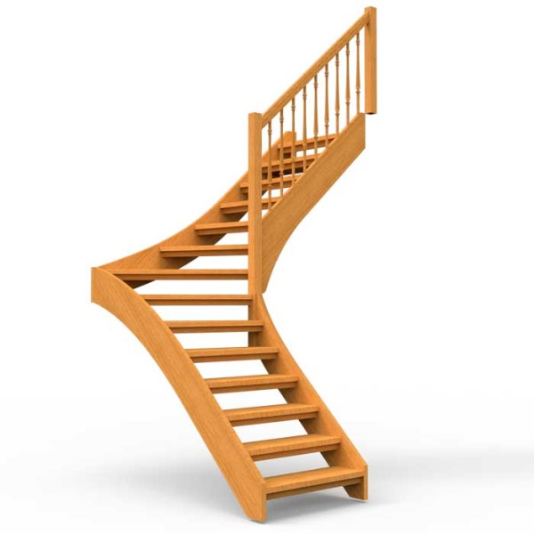 лестница-на-тетивах